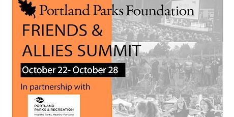 Portland's Parks Fall 2021 Friends & Allies Summit tickets
