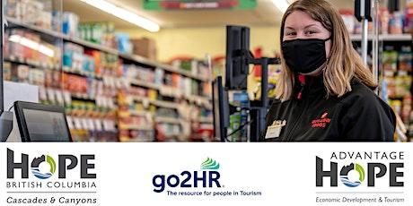 GO2HR Webinar: Responding to Challenging Customer Conversations tickets