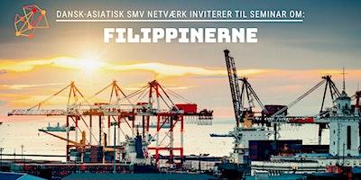 Landeseminar: Filippinerne (Dansk-Asiatisk SMV Netværk)
