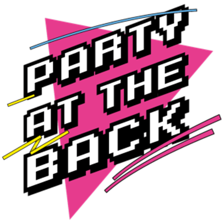 Party At The Back // Re-Opening Weekend image