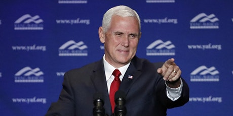 Vice President Mike Pence at the University of Iowa tickets