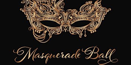 Devanté's Dashing 30's Masquerade Ball tickets