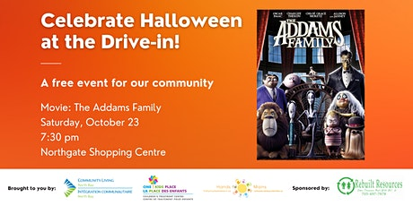 Drive-in Movie Night for North Bay tickets