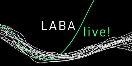 LABAlive! tickets