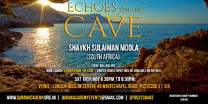 Echoes From The Cave - Conference