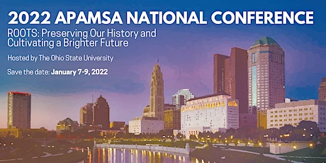 """2022 APAMSA National Conference: """"ROOTS"""" tickets"""