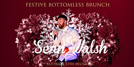 Bottomless Brunch with Sean Walsh tickets