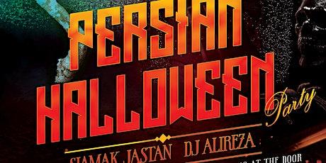 Persian Halloween 2021 tickets