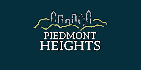 Piedmont Heights Annual Neighborhood Meeting 2021 tickets