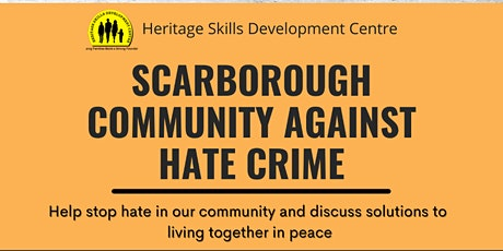 Hate Crimes and Safety Workshop tickets