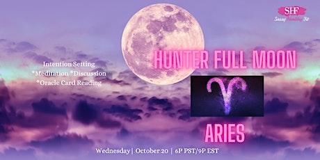 Hunter Full Moon- Spiritual Circle [FREE] tickets