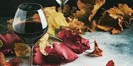 Vino & Vinyl Fall Wine Tasting Event tickets