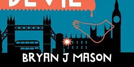 Bryan Mason Book Launch at Waterstones Clifton tickets