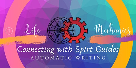 Spirit Guide Connection through Automatic Writing tickets