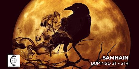 Celebración de Samhain - Noche de Difuntos entradas