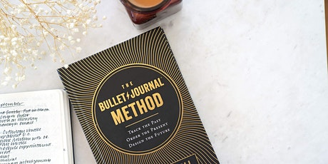 EBBC Brussels - The Bullet Journal Method (R. Carroll) tickets