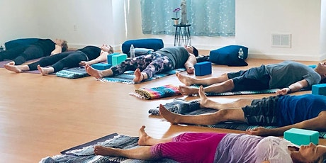 The Breathing Room: 1/2 Day Silent Retreat with Lunch tickets