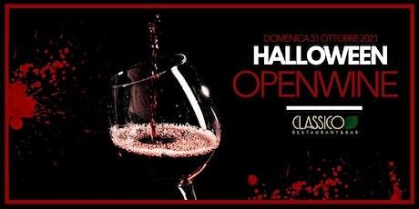 HALLOWEEN - Horror OPENWINE | Classico biglietti