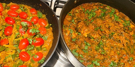 Leith Punjabi Curry and Culture Night Online tickets