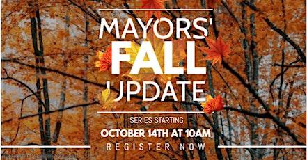 Mayors' Fall Update Series - Episode Three Mayor Campion tickets
