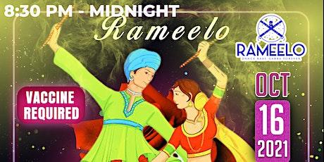 Rameelo Raas Garba 2021 (Event #2) - Irvine High School tickets