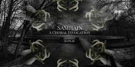 Samhain: A Live Gig Ritual tickets