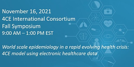 4CE International Consortium  Fall 2021 Symposium tickets