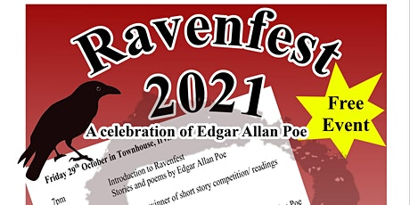 A Celebration of the work of Edgar Allan Poe and his time in Irvine tickets