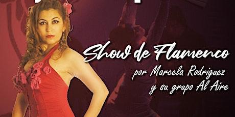 Show-Cena Flamenco entradas