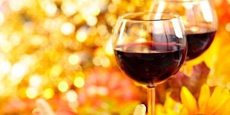Autumn Wine Stroll tickets