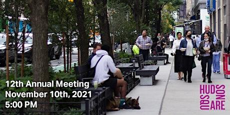 Hudson Square BID Annual Meeting 2021 tickets