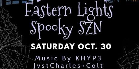 Eastern Lights: Spooky SZN tickets