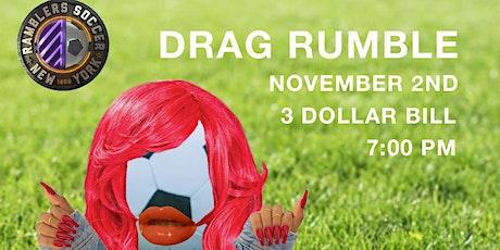 NY Ramblers Drag Rumble Fundraiser 2021 tickets