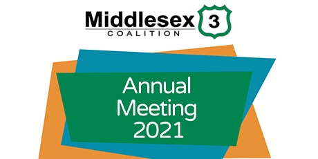 Middlesex 3 Coalition Annual Meeting 2021 tickets