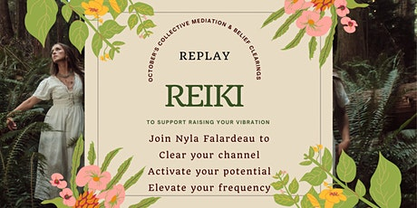 Replay of CMBC: Collective Reiki tickets