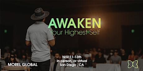 Awaken Your Highest Self tickets