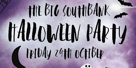 HALLOWEEN PARTY at The Southbank Club tickets