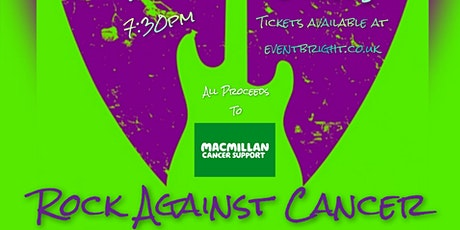 Rock Against Cancer tickets
