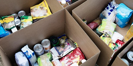 Drive-thru mobile pantry at Glasgow Pines Clubhouse tickets