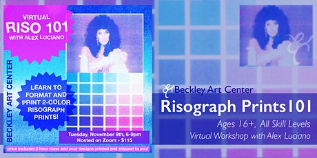 Risograph Printing 101 tickets