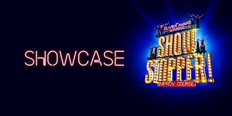 Showstoppers' Musical Improv Course - Showcase! tickets