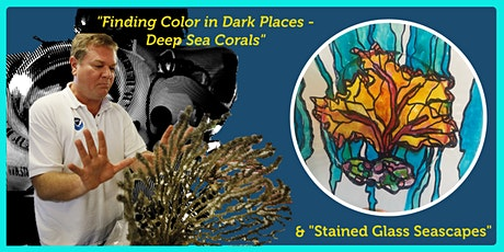 CULTIVATE SciArt Happy Hour - Finding Color in the Dark tickets