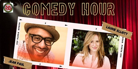 Comedy Hour ft. Laurie Elliot & Jean Paul tickets
