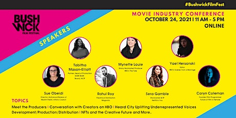 14th Annual Bushwick Film Festival Movie Industry Conference tickets