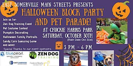 Halloween Block Party & Pet Parade tickets