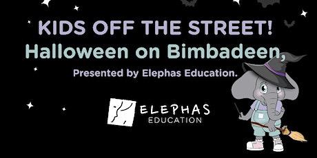 Halloween on Bimbadeen - FREE COMMUNITY EVENT tickets
