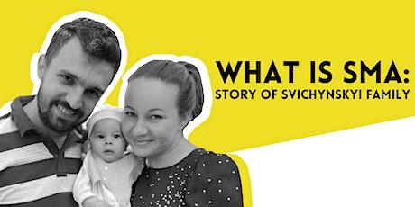 Svichynskyi family SMA story: from $2 million fundraiser to public advocacy tickets