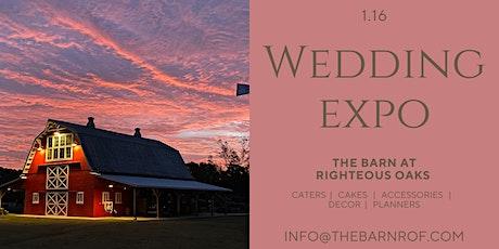 Wedding Expo at the Barn tickets