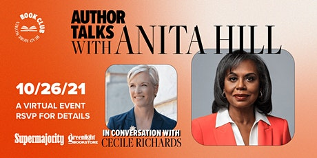 Anita Hill in conversation with Cecile Richards tickets