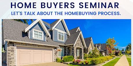 Home Buyers Seminar - Brunch & Learn tickets